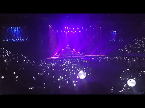 170507 BTS Wings Tour in Manila - AWAKE (Jin's Solo Stage)