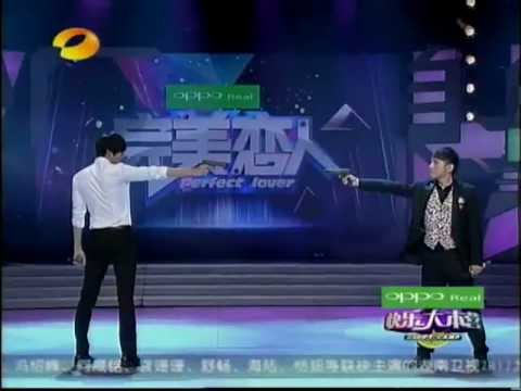 120114 Lee Min Ho - Happy Camp (快樂大本營) Part 2