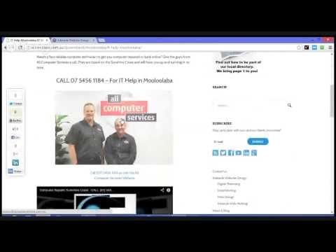 Thumbnail for Brisbane Local SEO