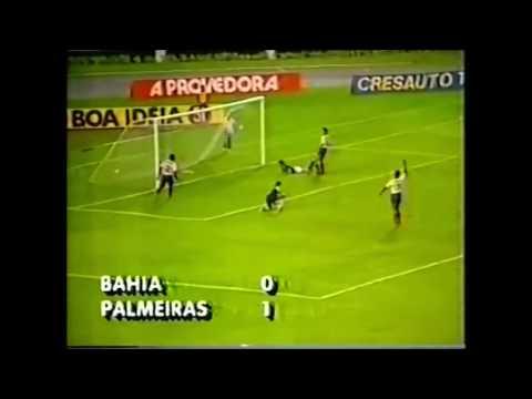 Palmeiras vs EC Bahia