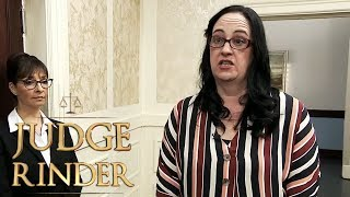 Woman Reveals She Would Commit Fraud Again if She Had a Chance | Judge Rinder