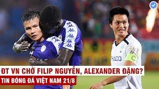 VN Sports 21/8 | Quang Hải tỏa sáng Hà Nội FC lập thành tích chưa từng có, danh sách sơ bộ ĐTQG VN