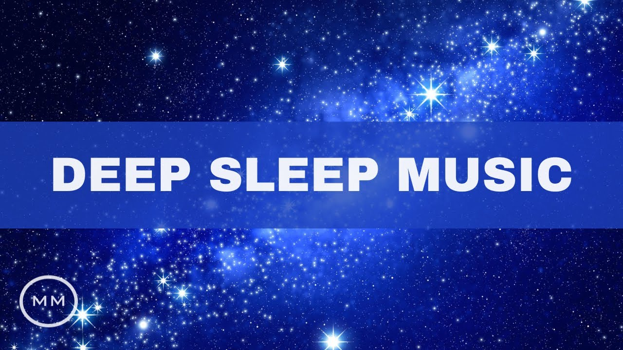 Deep Sleep Music (v 4) - Fall Asleep Fast - Total Relaxation - Delta  Binaural Beats