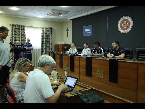 Trener Oreščanin i Jairo uoči Gzira United - Hajduk
