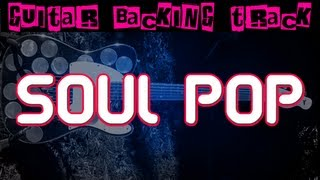 Soul Pop Backing Track (Cm) | 75 bpm - MegaBackingTracks