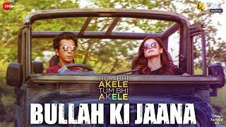 Bullah Ki Jaana – Adil Rasheed (Hum Bhi Akele Tum Bhi Akele)