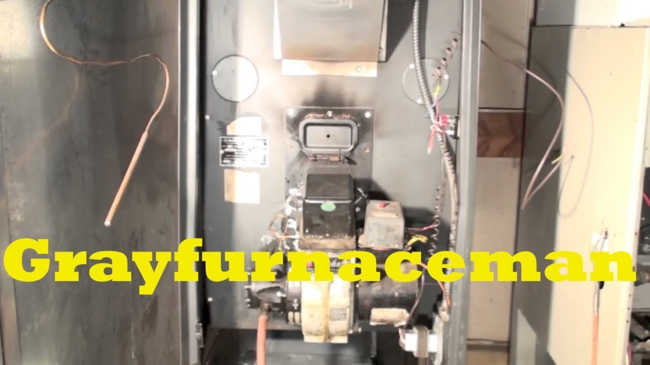 Troubleshoot The Oil Furnace Part 1 Burner Won T Start