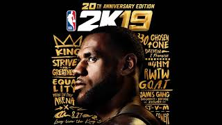 The Gap Band - Outstanding   NBA 2K19 OST