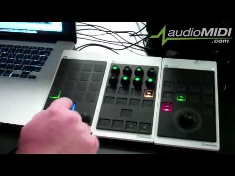 FirstLook | Steinberg CMC-PD controller