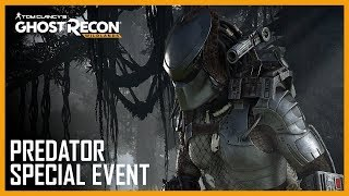 Predator invades Ghost Recon Wildlands