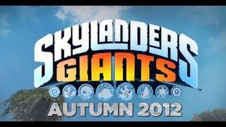 Skylanders giant :  bande-annonce
