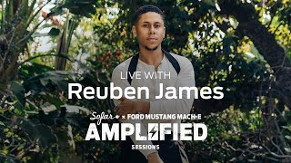 Reuben James - LIVE   Sofar London   Amplified Sessions
