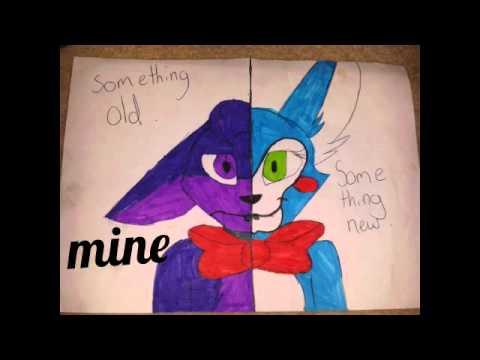 Fnaf animation bonnies new bowtie 0 08 my fnaf drawings