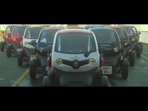 Hire a Twizy Isle of Wight