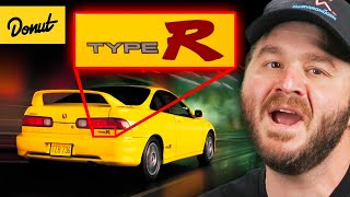 Type R - How Honda Got Fast   Up to Speed