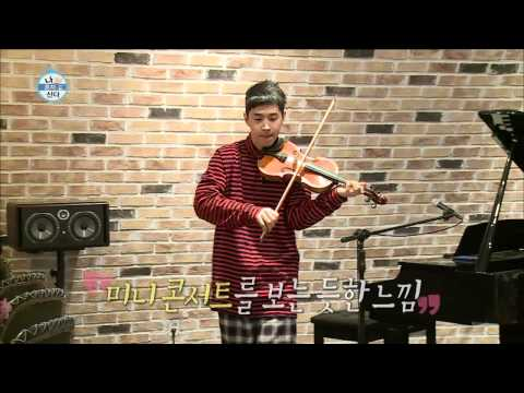 【TVPP】 Henry(Super Junior) - Uptown Funk, 헨리(슈퍼주니어) - 업타운 펑크 @I Live Alone