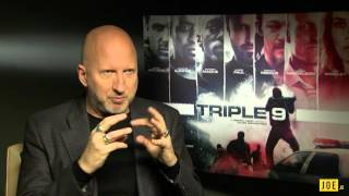 John Hillcoat talks bank robbery movies and actors he'd love to work with