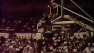 Banks Slam vs. Ralph Sampson