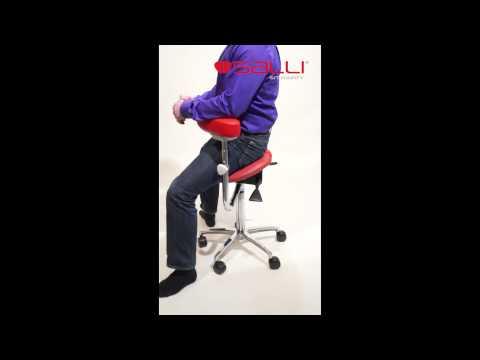 How to use Salli Allround