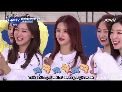 SuperTV- Winner Team is Anchovy team ( Team's leader Eunhyuk X Meki Weki ) Congratulations 🎊🎉🎈