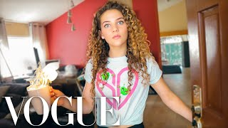 73 Questions with Sofie Dossi | Vogue Parody