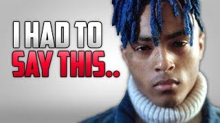 My Message To XXXTentacion Fans | Open Your Eyes