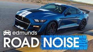 Edmunds RoadNoise | Toyota Supra, STI S209, Ram HD, Mustang Shelby GT500