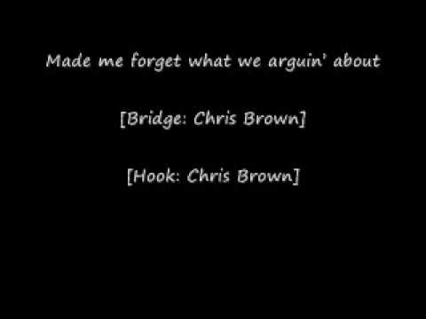 Baixar Chris Brown Love More Audio) ft Nicki Minaj LYRICS!