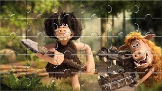 Early Man movie jigsaw puzzle - Puzzle video for kids - Jigsaw puzzle for children