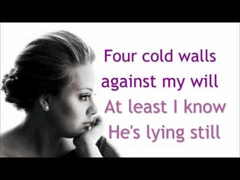 Adele - If It Hadn't Been For Love lyrics