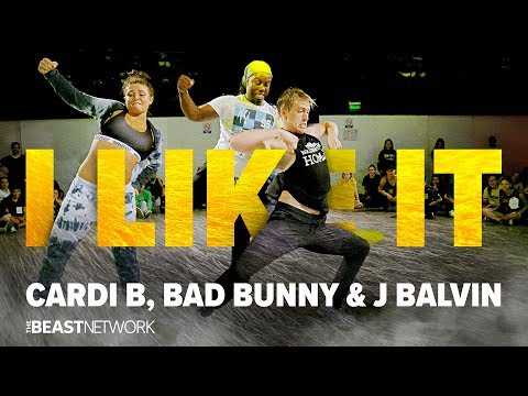 I Like It - Cardi B, Bad Bunny, J Balvin | Choreography by Willdabeast 2018
