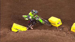 450SX Main Event highlights - East Rutherford