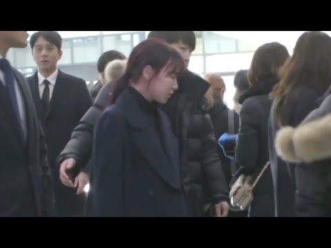 Red Velvet Visited Jonghyun SHINee At ASAN Foundation