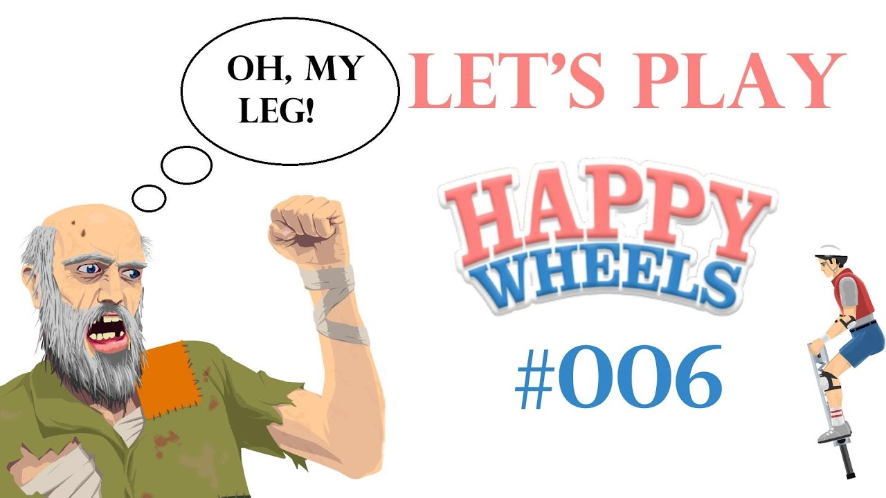 Let 39 s play happy wheels 006 hd german don 39 t move - Let s play happy wheels ...