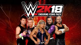Enduring Icons come to WWE 2K18