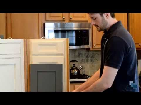 Kitchen Transformation Series: Cabinet Remodeling in Cross River, NY -  Part 1