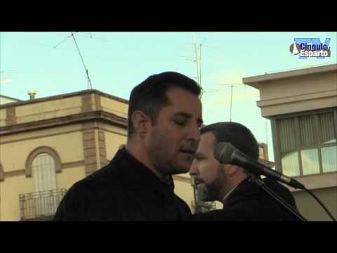 """""""Lágrimas de Sangre"""" por la Banda de Las Cigarreras y Guillermo Cano - Cíngulo y Esparto TV -"""