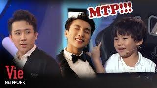 Trấn Thành gặp fan cứng của Sơn Tùng MTP và cái kết   Nhanh Như Chớp Nhí Tập 29 [Full HD]