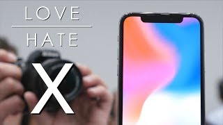 iPhone X: 10 Things I Love and Hate