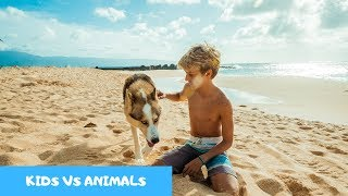 Ultimate Cute Pets vs. Epic Kids Fails Compilation | Funny Animals