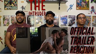 The Intruder Official Trailer Reaction