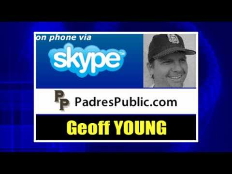 Episode 72: Baseball writer Geoff Young from PadresPublic.com