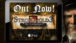 Stronghold 3 lays siege to iPad