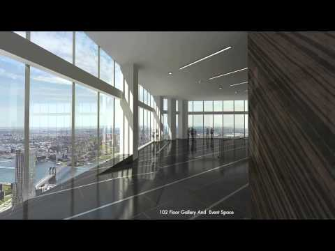 One World Observatory virtual tour.