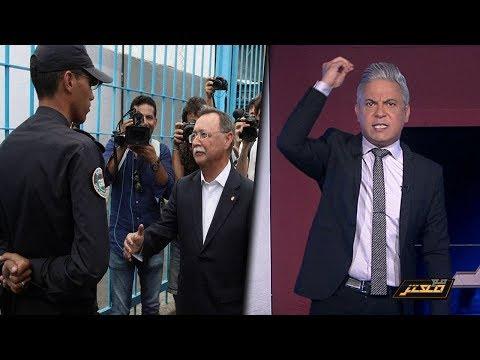 معتز مطر يطالب المغاربة بتكريم شرطي على بوابة سبتة المحتله..هنا يقف رجل ذو كرامة !!