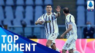 Ronaldo Scores Derby Equaliser! | Torino 2-2 Juventus | Top Moment | Serie A TIM