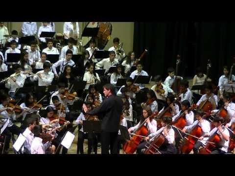 Suite Cascanueces - Marcha - Tchaikovsky - Orquesta Nacional Infantil del Bicentenario