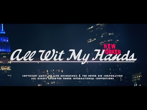 "Curren$y - ""All Wit My Hands"""