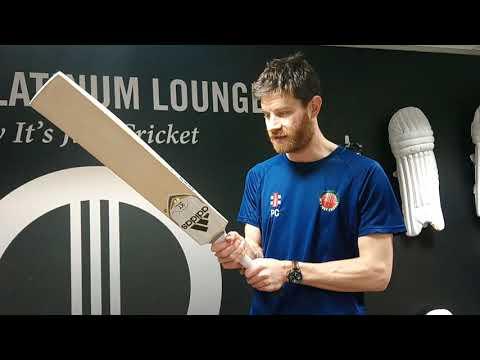 Adidas XT Black v2 5.0 (2019) Cricket Bat