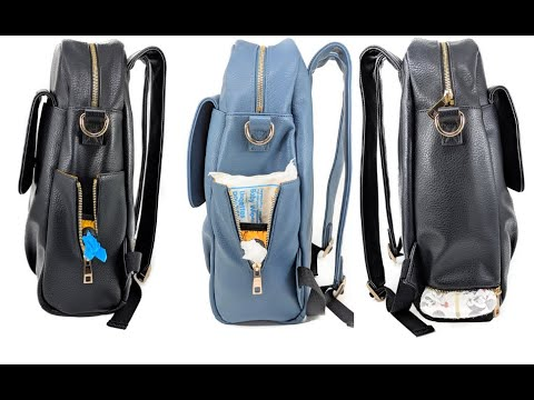 DIAPER BAG THAT DOES NOT LOOK LIKE A DIAPER BAG